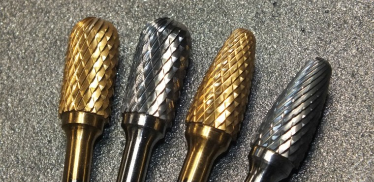 Carbide Burrs And Tooling